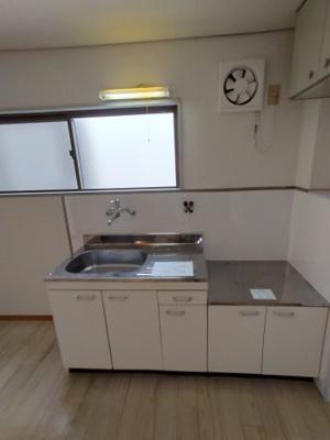 【キッチン】ハイツことぶき1番館
