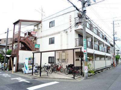 【外観】ニシマンション