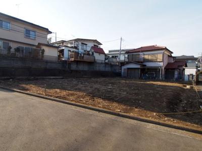 峰沢町エリアの全2区画 NO.1です。