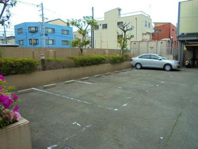 【駐車場】アルデール中野