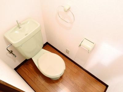 【トイレ】ルピナス2番館