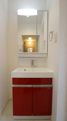 REGALESTボヌールの洗面台