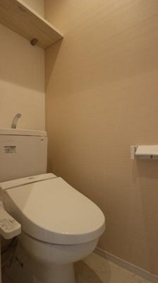 REGALESTボヌールのトイレ
