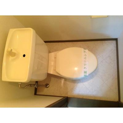 イーストフジのトイレ