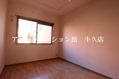 【洋室】牛久ロイヤルレジデンスBⅡ型