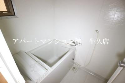 【浴室】牛久ロイヤルレジデンスBⅡ型