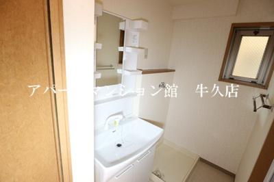 【独立洗面台】牛久ロイヤルレジデンスBⅡ型