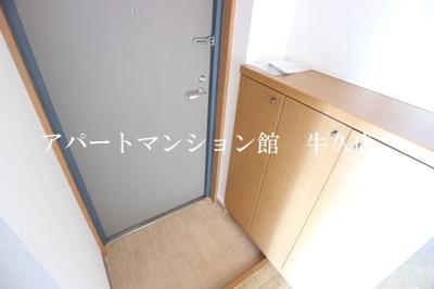 【玄関】牛久ロイヤルレジデンスCⅣ型
