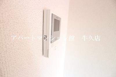 【セキュリティ】牛久ロイヤルレジデンスCⅣ型