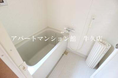 【浴室】牛久ロイヤルレジデンスCⅣ型