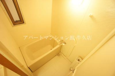 【浴室】牛久ロイヤルレジデンスDⅡ型