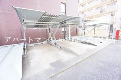 【駐車場】木村ロイヤルマンション4