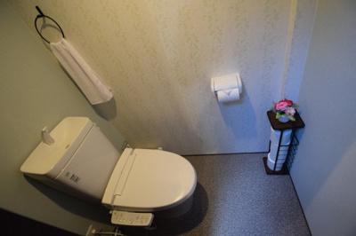 【トイレ】京都市下京区藪之内町