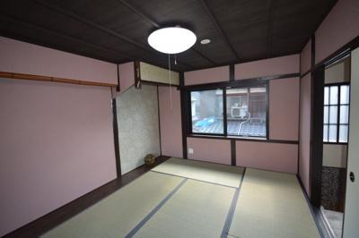 【和室】京都市下京区藪之内町