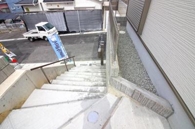 【外観】宇治市木幡北山畑 新築戸建
