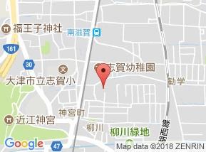 【地図】メゾンヤマギワ