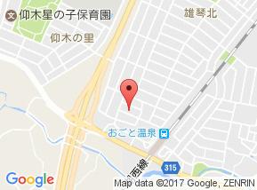 【地図】アンシャンテオオギ