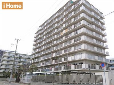 【外観】魚崎レックスマンションⅡ号棟