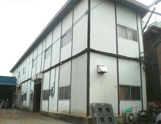 【外観】185フルヤ総業貸工場 29坪