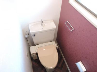 【トイレ】芝谷町貸家