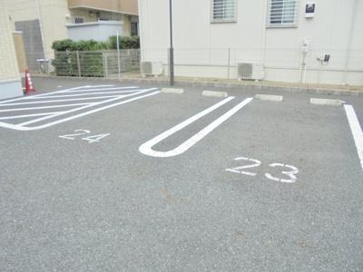 【駐車場】フローラルC
