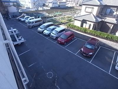 【駐車場】シャルマン四条畷