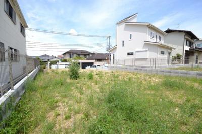 【外観】堺市南区竹城台 土地