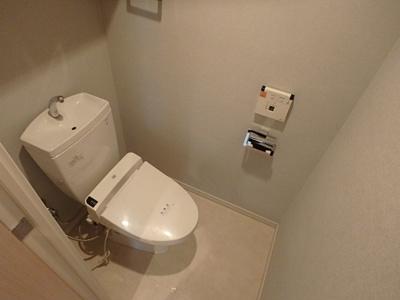 【トイレ】ル・グランデ城東放出