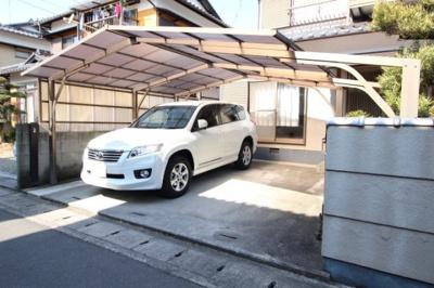 【駐車場】片岡様貸家