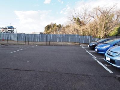 駐車場は、現在空きがあります。