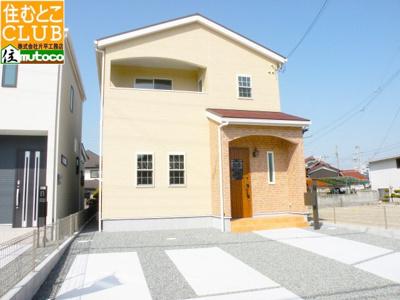 【外観】明石市魚住町中尾 デザイナーズハウス 新築戸建