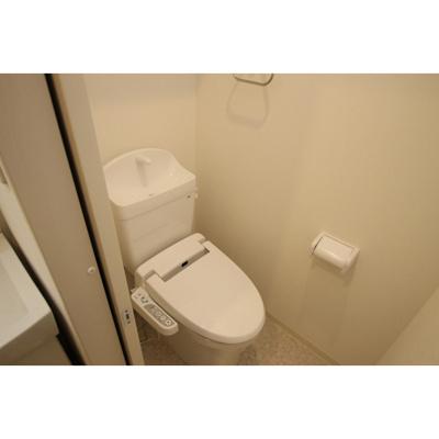 クリーク幕張のトイレ