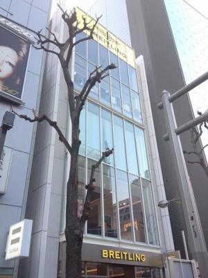 大阪市中央区心斎橋筋 外観