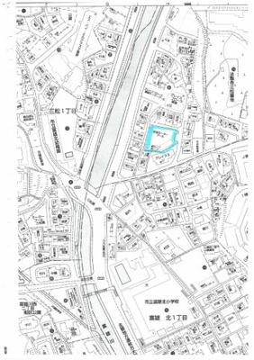 【地図】前田モータープール