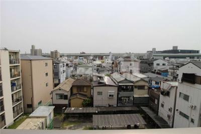 【展望】田中町住宅1号棟