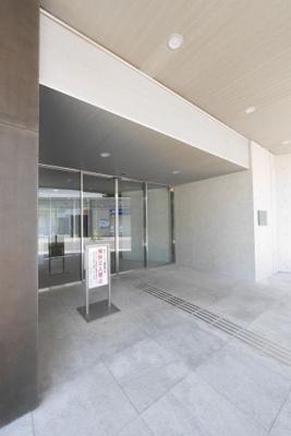 【エントランス】日神パレステージ小田急相模原フロント