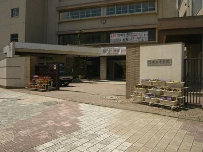 福岡市立博多小学校まで850m