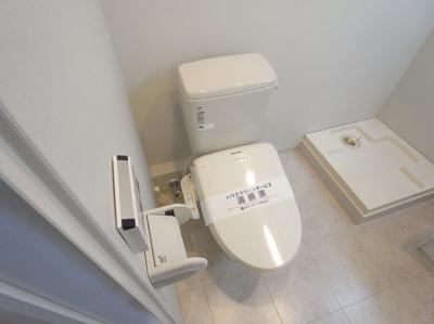 【トイレ】上春日野ハイツ