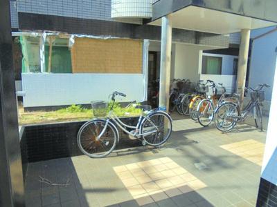 【エントランス】エアハウス矢田駅前