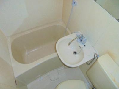 【浴室】エアハウス矢田駅前