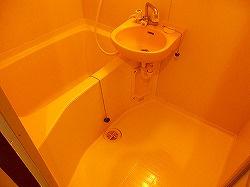 【浴室】シティコート二宮