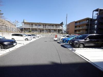 【駐車場】CASSIA横濱ガーデン山(旧TKフラッツガーデン山~仲介手数料無料キャンペーン~