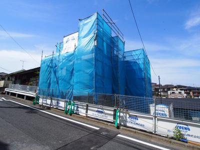 【外観】保土ヶ谷区仏向西 新築戸建