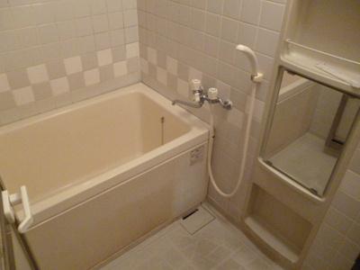 【浴室】グランパレカサハラ