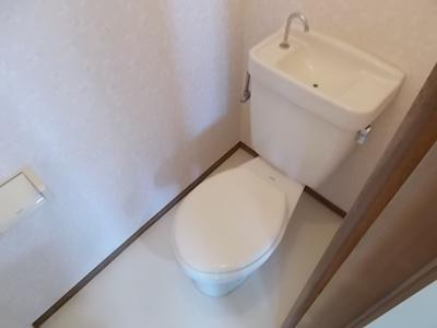 【トイレ】平出ハイツ