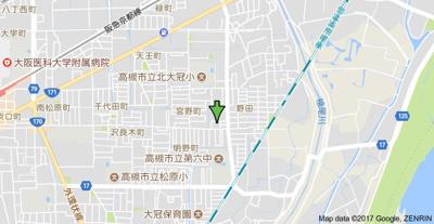 【地図】第2グロワール久住 (株)Roots