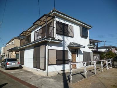 JR横須賀線「新川崎」駅より徒歩圏内!人気のテラスハウスです☆敷地内駐車場1台付き♪