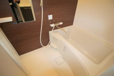 【浴室】ラポール末広19