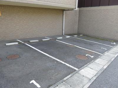 【駐車場】チャコ梶ヶ谷