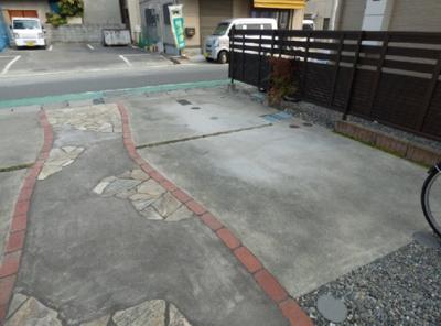 【駐車場】ハピネス1